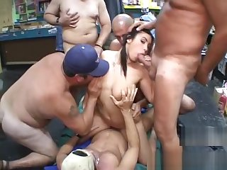 WHITNEY STEVENS GETS FUCKED Away from HER PORN FANS