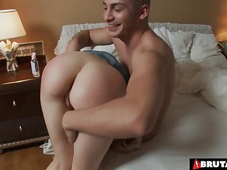 Rough fucking all in all holes be fitting of adorable blonde slut Helena Keynes