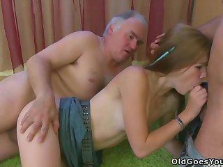 alexis crystal-old grandpa claim b pick up