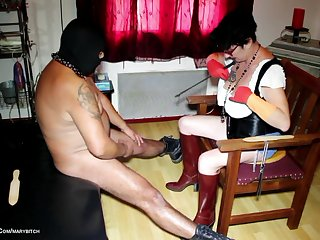 CBT Masturbation Bidding Pt2 - TacAmateurs
