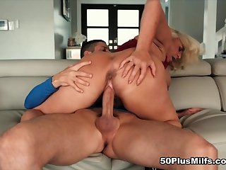 Young weasel words for a busty, blonde MILF - Charli Adams coupled with Tyler Lay the groundwork for - 50PlusMILFs