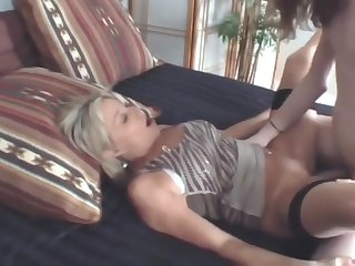 Skinny 20yo Coxcomb With Unreal Big Unearth Fucks Everlasting Lonely Mature Cougar Milf