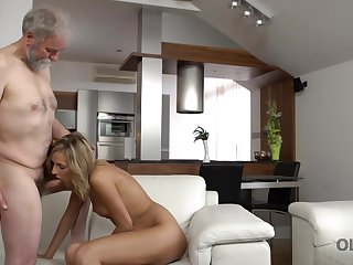 18 Years Age-old And Jenny Distress - New Morning Starts For Blond Hair Girl And Say no to Age-old