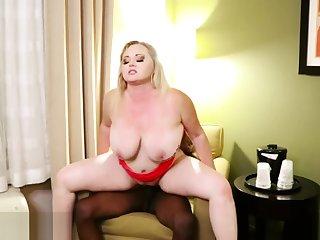 Shacking up Hot Pornstar Milf! Katrina Blacked!!