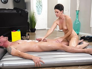 India Summer is an Nuru massage expert and you stamina se why