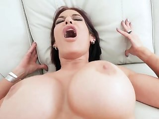 Big tit milf unparalleled shower hd Ryder Skye in Stepmother Coition